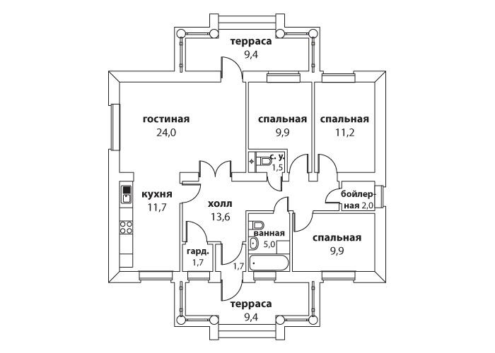 Кантри обнинск