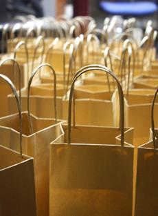 Крафт-пакеты для подарков от Информетра